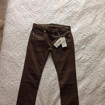 Bcbg Green Skinny Pants Photo