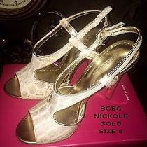 Bcbg Heels Size 8 Photo
