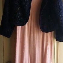 Bcbg Light Pink Sweater Dress Size (M) Photo