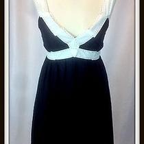 Bcbg Max Azia Dress Size Medium Dress & Lining Are 100% Cotton Retail 198.00  Photo