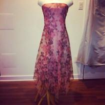Bcbg Max Azria Ballerina Clover Dress Size 8 Photo