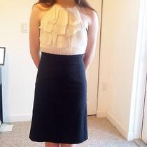 Bcbg Max Azria Black & White Dress Photo