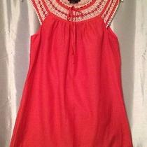 Bcbg Max Azria Red Dress   248tax Perfect for Summer  Photo