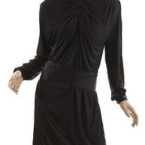 Bcbg Max Azria Runway Collection Graphite Dress Size L Photo
