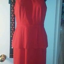 Bcbg Max Azria Sexy Red Dress 2 Photo