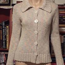 Bcbg Max Azria Soft Pastels Sweater 1.25