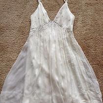 Bcbg Max Azria White Dress 0 Photo