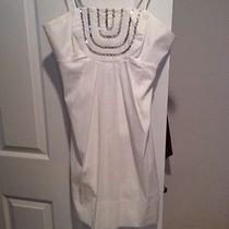 Bcbg Max Azria White Dress Photo