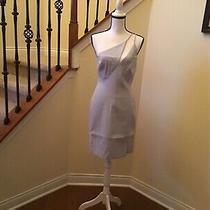 Bcbg Max Azria Womens Cut Out Sheath Mini Dress Nwt Size 12 Photo