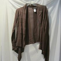 Bcbg Maxaria Knit Cotton Cardigan Sweater Xs--Nwt (Aa) Photo