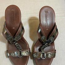 Bcbg Maxazaria Womens High Heels Brown Shoes Sz. 38 (7.5) Photo