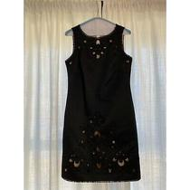 Bcbg Maxazria Black Cocktail Dress in Size 4 - Perfect Condition Photo