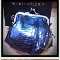 Bcbg Maxazria Black Coin Purse/ Bag Accessory Nwt Photo