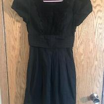 Bcbg Maxazria Black Dress 2 Photo