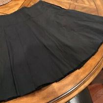 Bcbg Maxazria  Black Skirt Size 02 Excellent Condition Photo