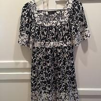 Bcbg Maxazria Black & White Dress - Sz Xs Photo