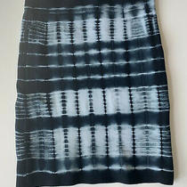 Bcbg Maxazria Blue Skirt. Size Xs. Very Good Condition. Photo