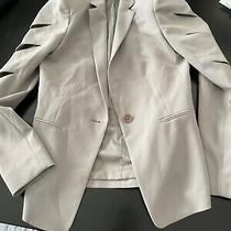 Bcbg Maxazria Brent Slash Sleeve Women Sz Xs  Blazer Jacket Photo