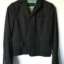 Bcbg Maxazria Cropped Work Career Blazer Jacket Size Xs Photo