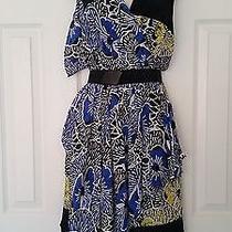 Bcbg Maxazria Dress. Medium. Nwt. Photo