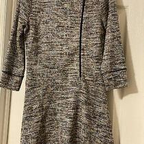 Bcbg Maxazria Dress Size Xs Multicolor Long Sleeve Dress Photo