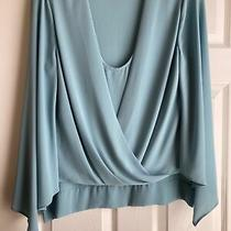 Bcbg Maxazria New Sage Blouse Size Xs Photo