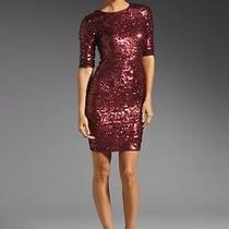Bcbg Maxazria Sequin Holiday Dress Photo