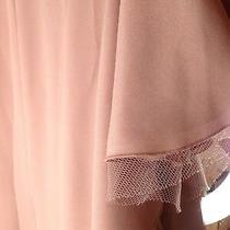 Bcbg Maxazria Shadow Blush Dress Uk 10 Photo