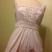 Bcbg Maxazria White Summer Dress Photo