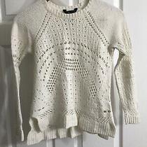 Bcbg Maxazria Women Sweater - Size Xs - Euc - Smoke / Pet Free Home Photo