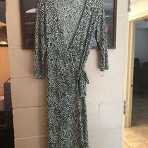 Bcbg Maxazria Wrap Dress Size M Photo