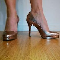 Bcbg Metallic Pumps  Photo