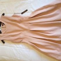 Bcbg Nbw Blush Sleeveless Dress Size Medium Photo