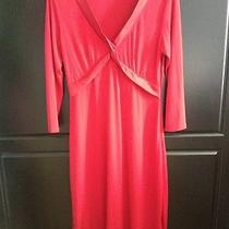 Bcbg Paris Red Dress Photo