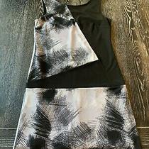 Bcbg Paris Sleeveless Print Dress Xxs Photo