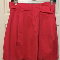 Bcbg Pink Skirt 8 Photo