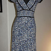 Bcbg Printed Dress Photo
