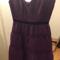 Bcbg Purple Dress Photo