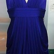 Bcbg Purple Dress - Size M Photo