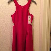 Bcbg Red Dress Photo
