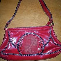 Bcbg Red Shoulder Bag Photo