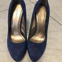 Bcbg Royal Blue High Heel Pumps - New Size 7.5 Photo