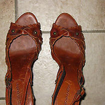 Bcbg Sandals 8 Fits 7.5 Photo