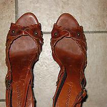 Bcbg Sandals 8 Fits 7.5 Photo