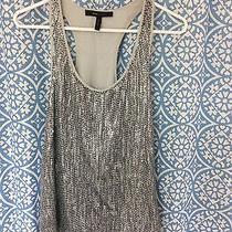Bcbg Sequin Top Small Photo