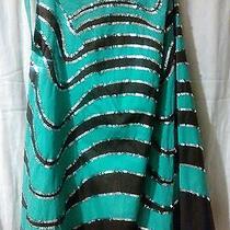 Bcbg Sequined Skirt Nwot Photo