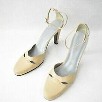 Bcbg Shoes High Heels Camel Ankle Strap  Size 9 Women's  Photo