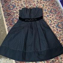 Bcbg Strapless Dress 8 Photo