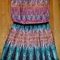 Bcbg Strapless Dress Medium Photo