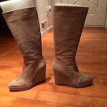 Bcbg Suede Boots Photo